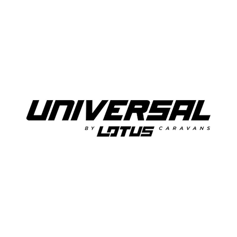 universal caravans logo